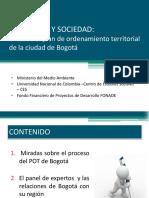 Expo Planes Parciales y Territorio y Sociedad DANIELA
