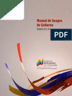 Manual Imagen de Gobierno 2012