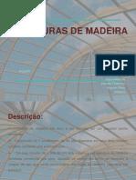Estruturas de Madeira sides cobertura