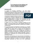 Proyecto Para La Creaciòn de Una Empresa Que Brinda Servicios de Limpieza de Exteriores y Mantenimiento en La Ciudad de Arequipa
