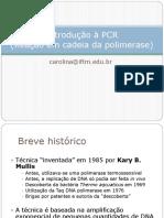Introdução à PCR Carol.pdf