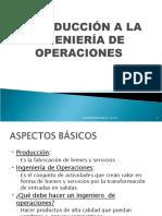 2010 Lección 00 Introducción a Las Operaciones