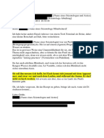 E-Mail Blutdruck messen