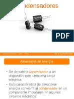 Condensadores LBT