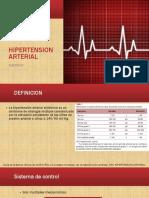 Hipertension Arterial Diapositicas