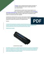 Las impresoras.docx