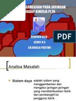 Pengaruh Gangguan Pada Kinerja PLTA