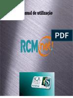 Manual de Utilização software rcm
