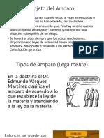 Articulo 10 de La Ley de Amparo,