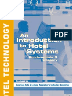 An Introduction to Hotel Systems