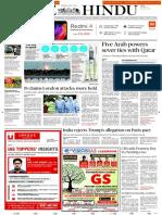 06-06-2017 - The Hindu - Shashi Thakur - Link 1