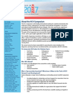 HCV 2017 Sponsor Brochure