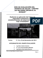 23 Ish Centro de Salud Materno Infantil El Bosque