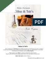 MODAS SERTANEJAS CIFRAS E TABLATURAS.pdf