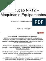 NR12 - NR 11