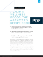 Health and Wellness Insights