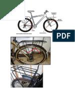 Bagageiro Bike
