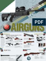 Airgun World Magazine - 2011 May | Telescopic Sight | Rifle