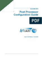 Delcam - ArtCAM Pro 2010 PostProcessor Configuration EN - 2009.pdf
