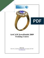 Delcam - ArtCAM JewelSmith 2009 TrainingCourse Basic EN - 2009.pdf