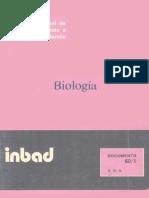 Biología 60/1 Cou
