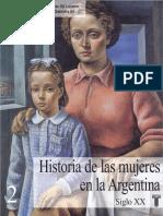Historia de las mujeres en la Argentina 2 - Fernanda Gil Lozano, Valeria Silvina Pita y María Gabriela Ini (Dirs.).pdf
