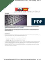 32 Nuevos Metodos Abreviados Windows 10