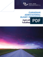 CASA CAIR Agriculture-Related Fatalities in Canada
