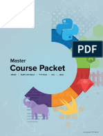 CODING DOJO Master Course Packet