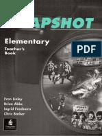 219918416 Snapshot Elementary Teacher s Book