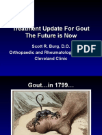Cleveland Clinic Burg Gout