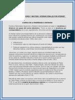 2.ACERCA DE LA ENSEÑANZA A DISTANCIA.doc