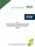 02 Anatomofisiologia Humana y Primeros Auxilios