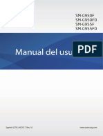 Latin America Samsung Galaxy S8 User Manual SM-G95X UM LTN Nougat Spa Rev.1.0 170419