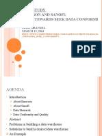 Data Stewards Seek Data Conformity