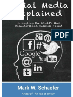 315331262 Social Media Explained Untangling the Wor Mark Schaefer PDF
