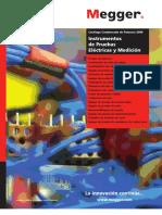 Megger - Instrumentos de prueba eléctrica y medición.pdf