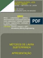 Universidade Federal Do Pará – Ufpa