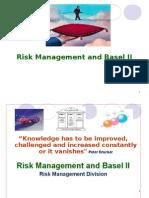 Risk Management Basel - II