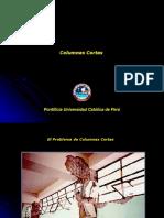 Columnas Cortas