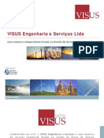 BROCHURE VISUSS - EMPRESA DEL GRUPO ENERGIA DE BRASIL