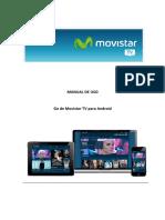 Manual Movistar Tv Go Para Android