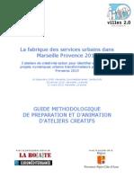 Guide méthologique Fabrique des services urbains