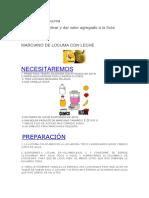 Derivados de Lúcuma