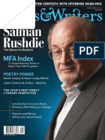 Poets & Writers September October 2017