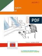 Guide Pratique Un Air Sain Chez Soi