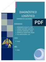 Diagnostico Logistico de La Empresa Jaguar