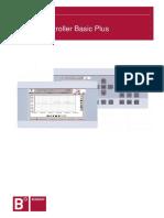 Berghof Automation Handbuch Display-Steuerung DC1103 En