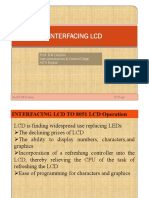 Lcd Interfacing for Pic 18f452