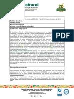Plan Nacional de Fomento Hortofruticola 2012-2022. Fase 2012-Octubre-Diciembre de 2012